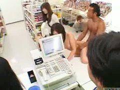 Japaner ficken öffentlich