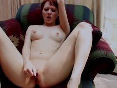 Junges Girl masturbiert